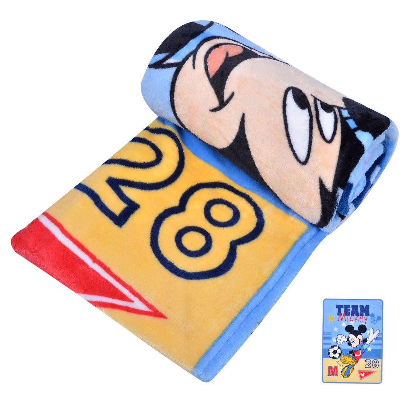 Mickey plüss pléd 100 X 140 cm empty 1a978b5543