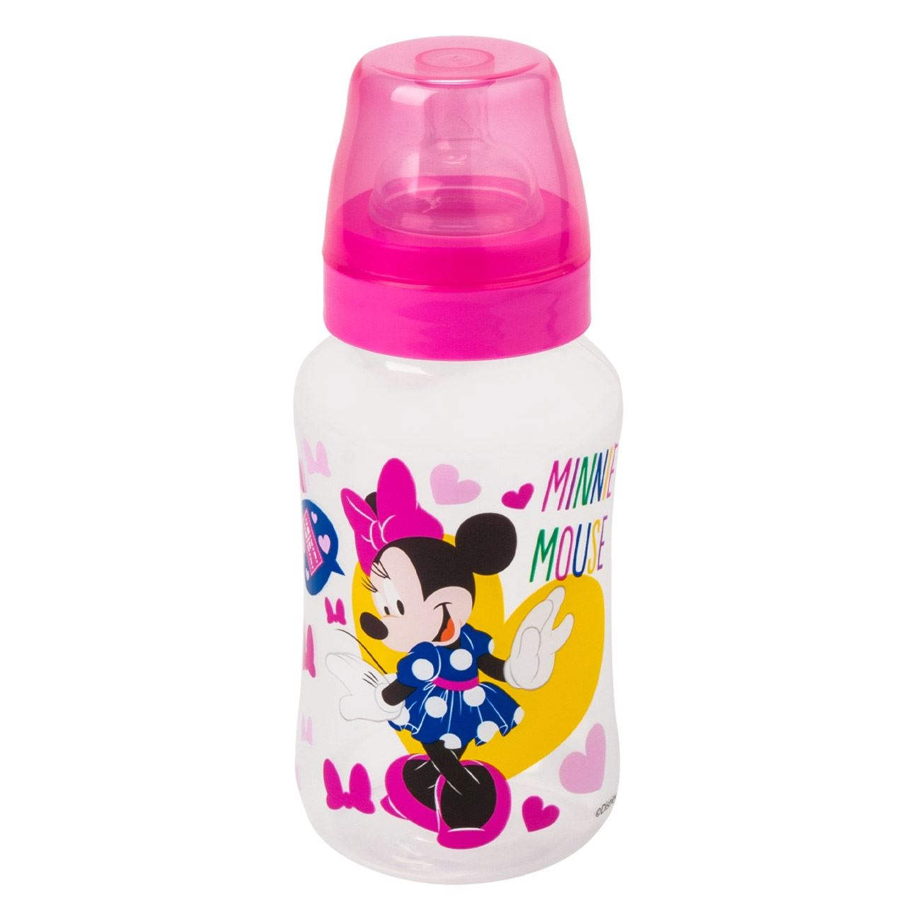 Minnie egér cumisüveg 330 ml