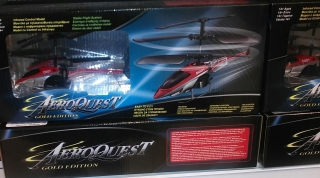 Aeroquest Gold Edition  Mini helikopter